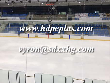 Extreme Glide Mobile Synthetic Ice Rinks