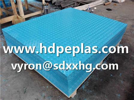 Interlocking Steel Frame Access Mats