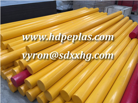 100% virgin HDPE ROD