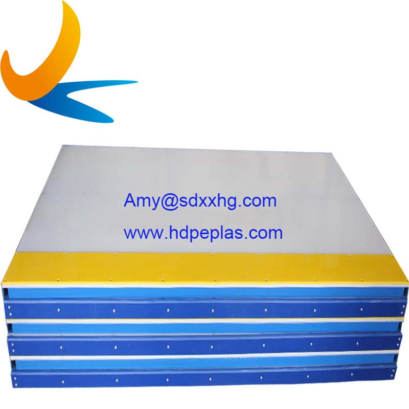 Dasher board system