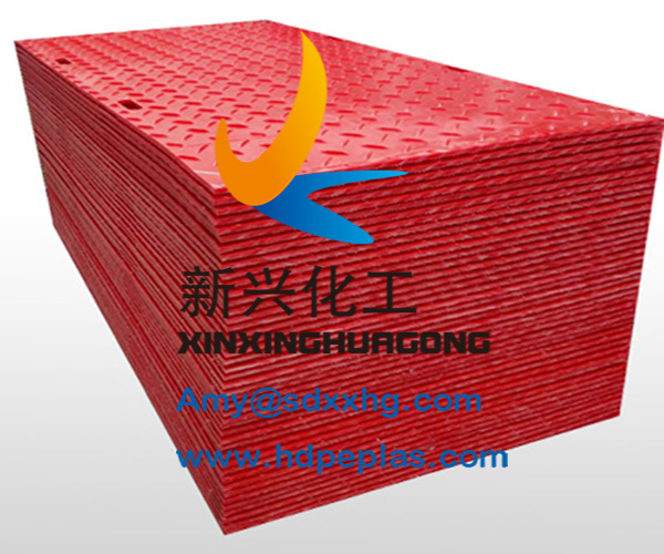 4' x 8' Ground Protection Mats