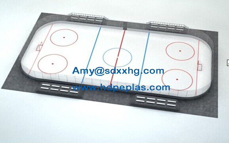 hdpe puck shooting pads