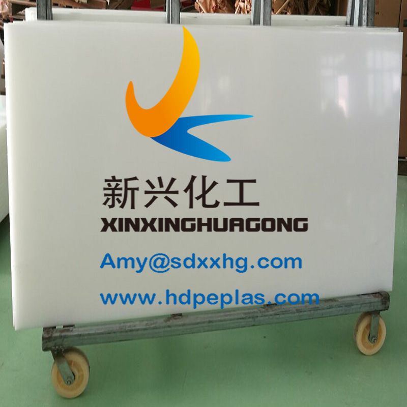 hdpe sheet solid colours