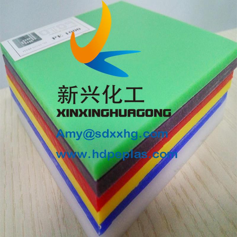 High Density Polyethylene HDPE Sheet