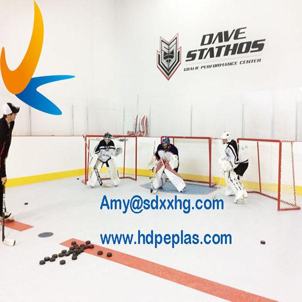 hockey training pad Ice hockey puck pads