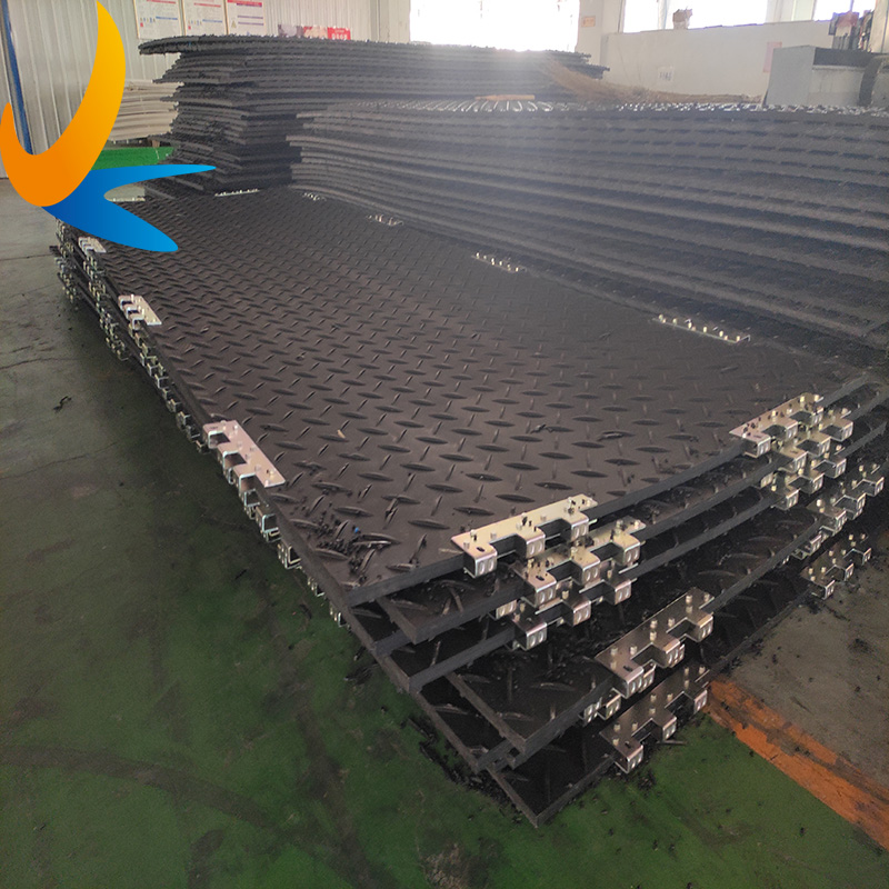 high density polyethylene road mats