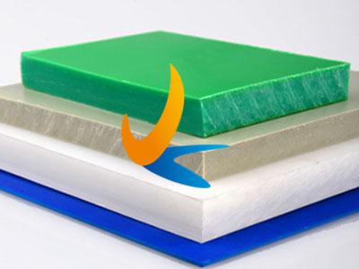 Plastic HDPE slabs