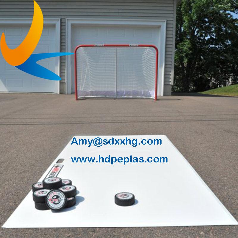 hdpe ice hockey shooting pad,Synthetic ice skating board