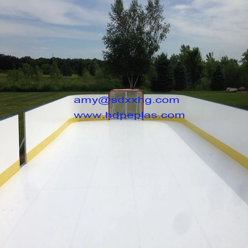 Ice hockey arena fence dasher board system
