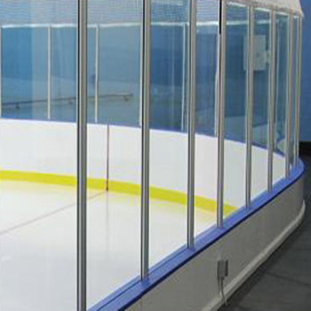 floor tiles skating rink/Hockey dasher board system