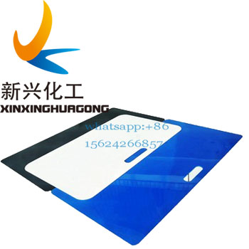 Self-lubricating Hockey shooting training pads