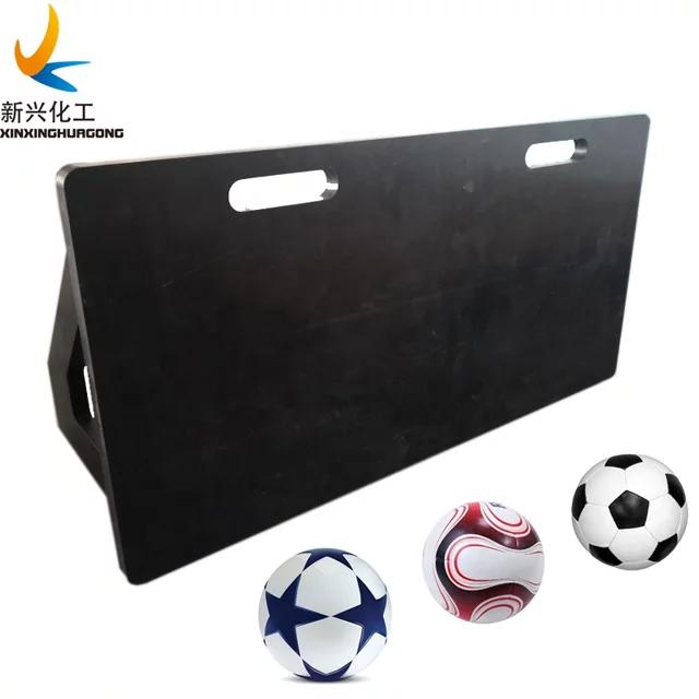 Mobile Backyard Plastic Soccer bounce wall