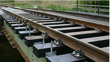 UHMWPE plastic railway sleepers