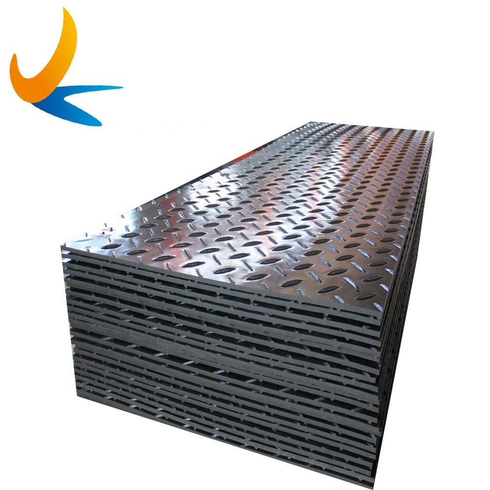 Anti-Slip Truckway Plastic Cover Mat