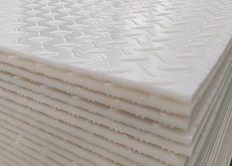 Double Colour HDPE Sheet