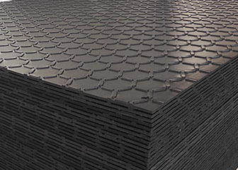 Double Colour HDPE Sheet