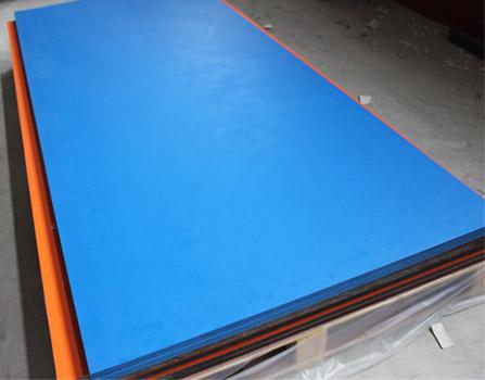 HDPE panel for children's playground