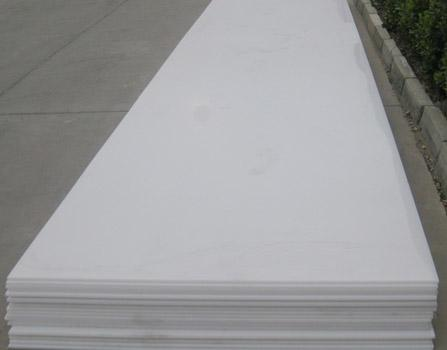 hdpe panel/sheet/board/part with strong impact resistance factory wholesale