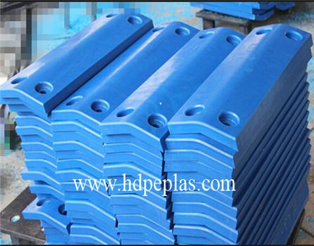 HDPE and UHMWPE Dock Fender Pad/ Marine fender