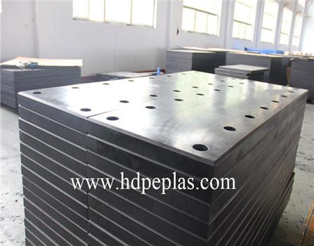 HDPE face pad for habor construction|Dock fender