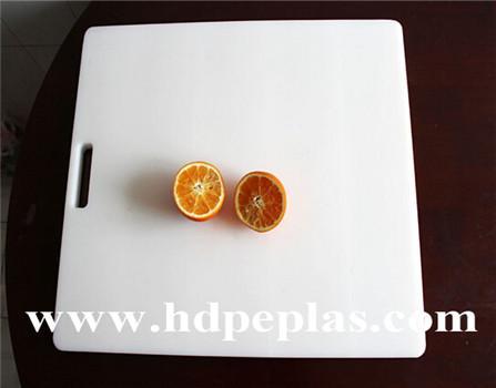 Eco-friendly PE Plastic Cutting Board Set/High-Density PE Cutting Board
