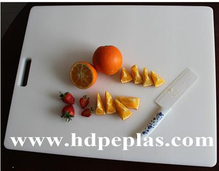 food cutting board 10mm thick pe plastic sheet