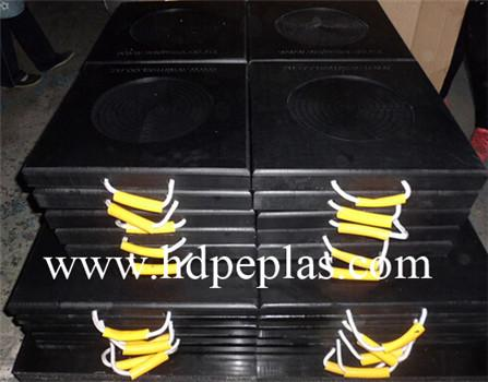 Durable Outrigger Pads/Super Strong Outrigger Pads/Mobile Crane Outrigger Pads