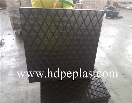 Mobile Crane Outrigger Pads/crane pads/crane foot bearing support
