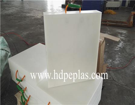 Plastic Crane Outrigger Pads | UHMWPE Outrigger Pads | Track Support Mat
