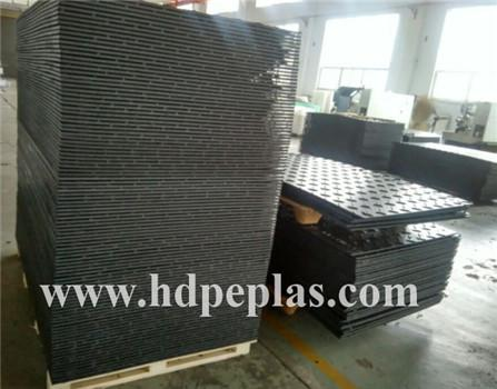 Plastic temporary roads | HDPE temporary roads | HDPE temporary floor