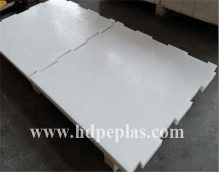 self-lubricating hdpe sheets for ice hockey & ice skating