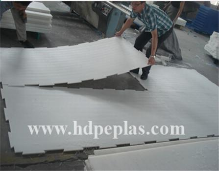 15mm thick uhmwpe sheet/Synthetic ice rink/hockey rink board