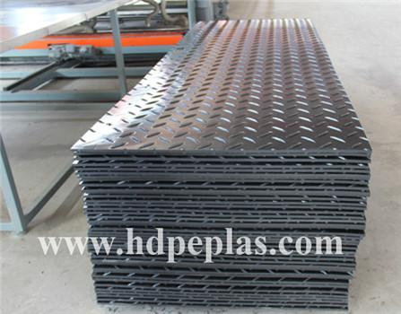 Composite Temporary Road Mats Digger Mats Track Reinforced Road