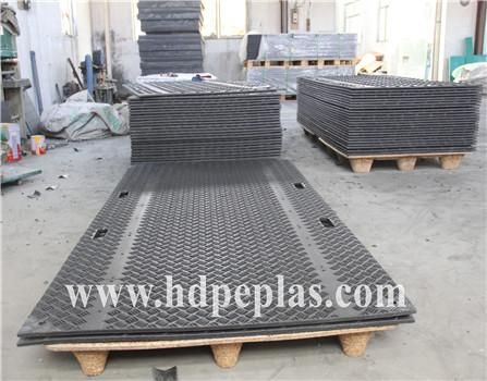 Construction mats & temporary roads & helicopter landing mat
