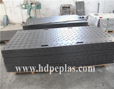 Good quality Trackway mat for vehicle/Roadway mat/Protection grass mat