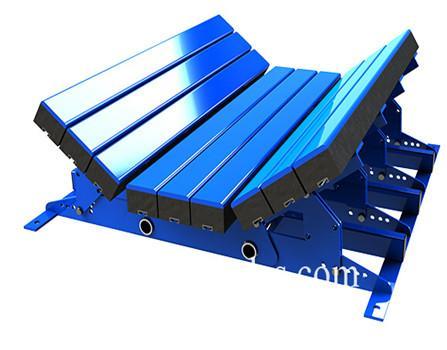 High quality UHMWPE conveyor impact slider bed bar/UHMWPE impact