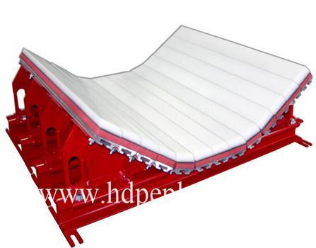 1200*100*75mm UHMWPE conveyor impact bed bar/UHMWPE impact strip