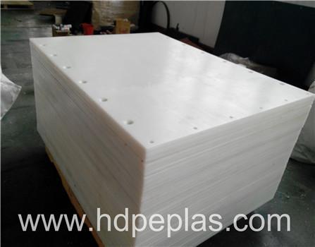 colored wear resistantblack marine board/hard plastic strip