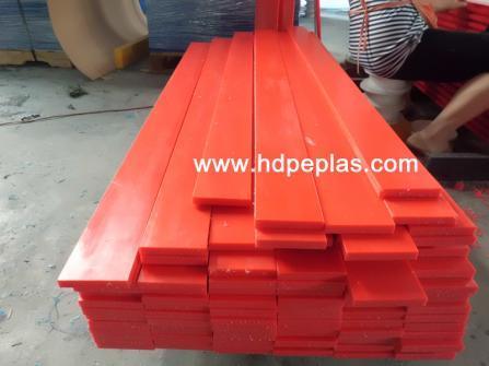 High density polyethylene sheet hdpe wear strip