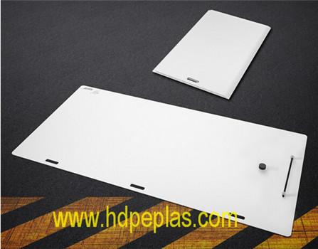Shooting and Stickhandling Training Pad with handle