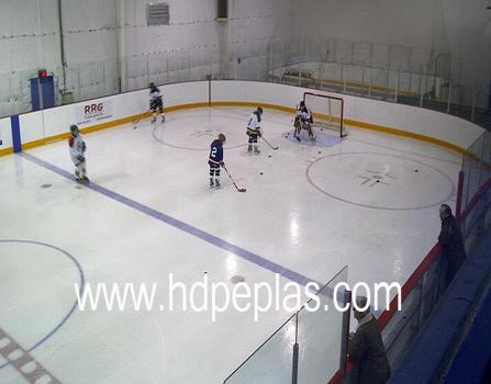 ICE HOCKEY rink Barriner mobile ice rink ICE SKATING RINK