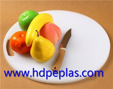 Safe Grade Wholesale HDPE Antibacterial Meat Cutting Board Sheet