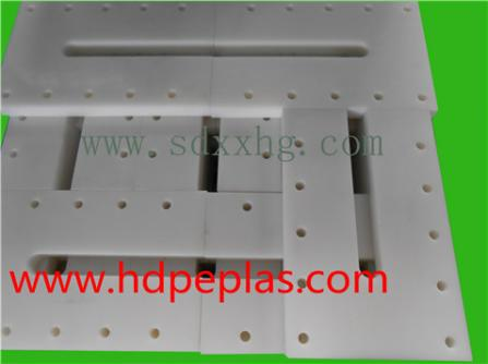 UHMW-PE Drag Conveyor Paddles