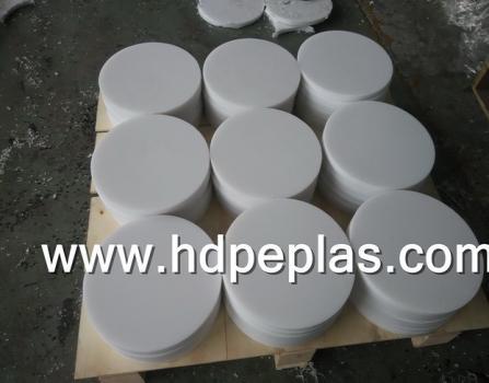 PP round panel / Polypropylene sheet