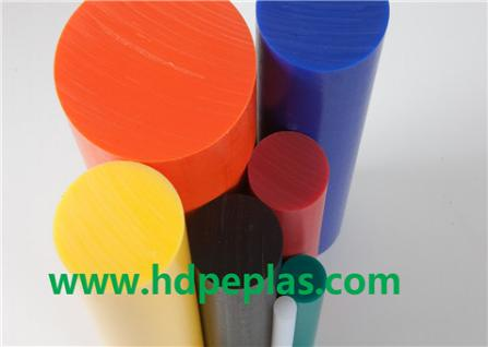 Natural UHMWPE/HDPE rods