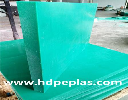 Engineering Plastic colorful Uhmwpe/HDPE Sheet