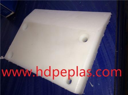 UHMWPE/hdpe plastic scraper