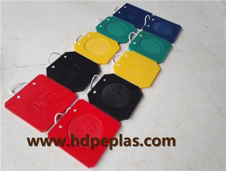 heavy load capacity outrigger pads for crane