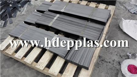 Various UHMW Polyethylene Strips