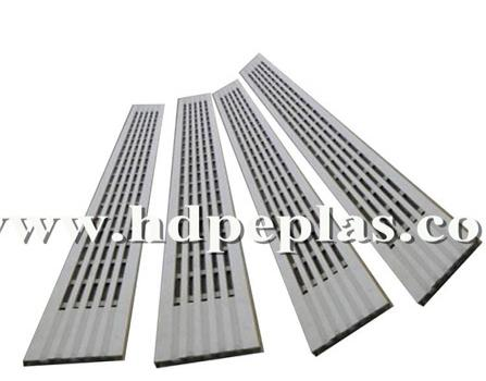 Durable UHMWPE paper machinery Dewatering elements/Dewatering component for pape